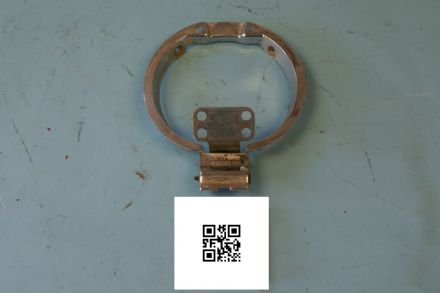 1971-1977 Corvette C3 Gas Filler Bezel 3977829, Used Fair